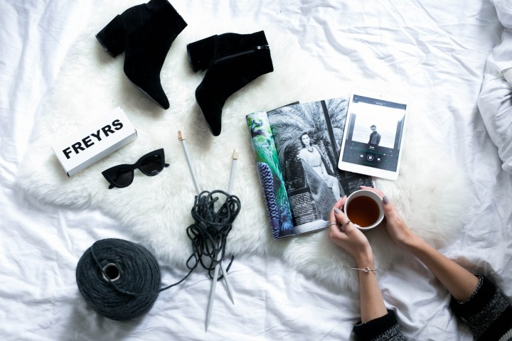 Sophie van Daniels Basicapparel Sunday Favorites November Favorites Tea Freyers